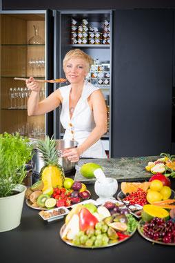 ...dei Freude beim kochen ist in jedem Glas spürbar...