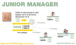 LR health and beauty systems : pins Junior Manager  Gains : 400 € à 800 € minimum par mois soit 5 000 € à 10 000 € par an  Avantages : Formation académie LR, Concept Renault