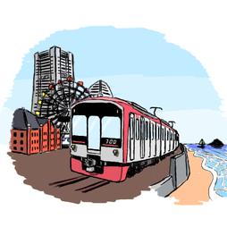 横藤電鉄100系