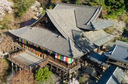 長谷寺本堂(国宝)