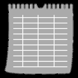 Kalenderblatt (Symbol)