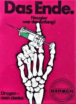 Suchtprävention in den 1980er Jahren