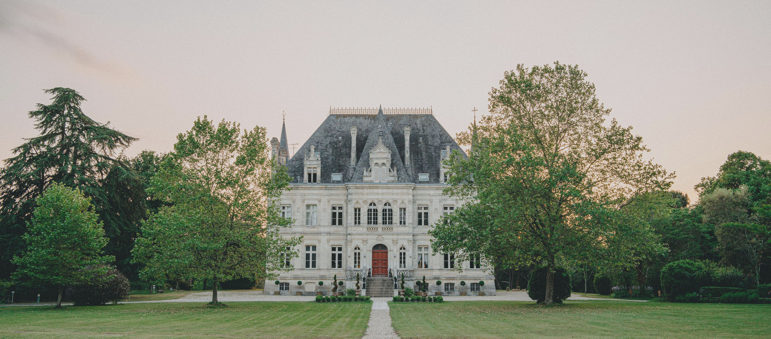 wedding photographer chateau de vallery