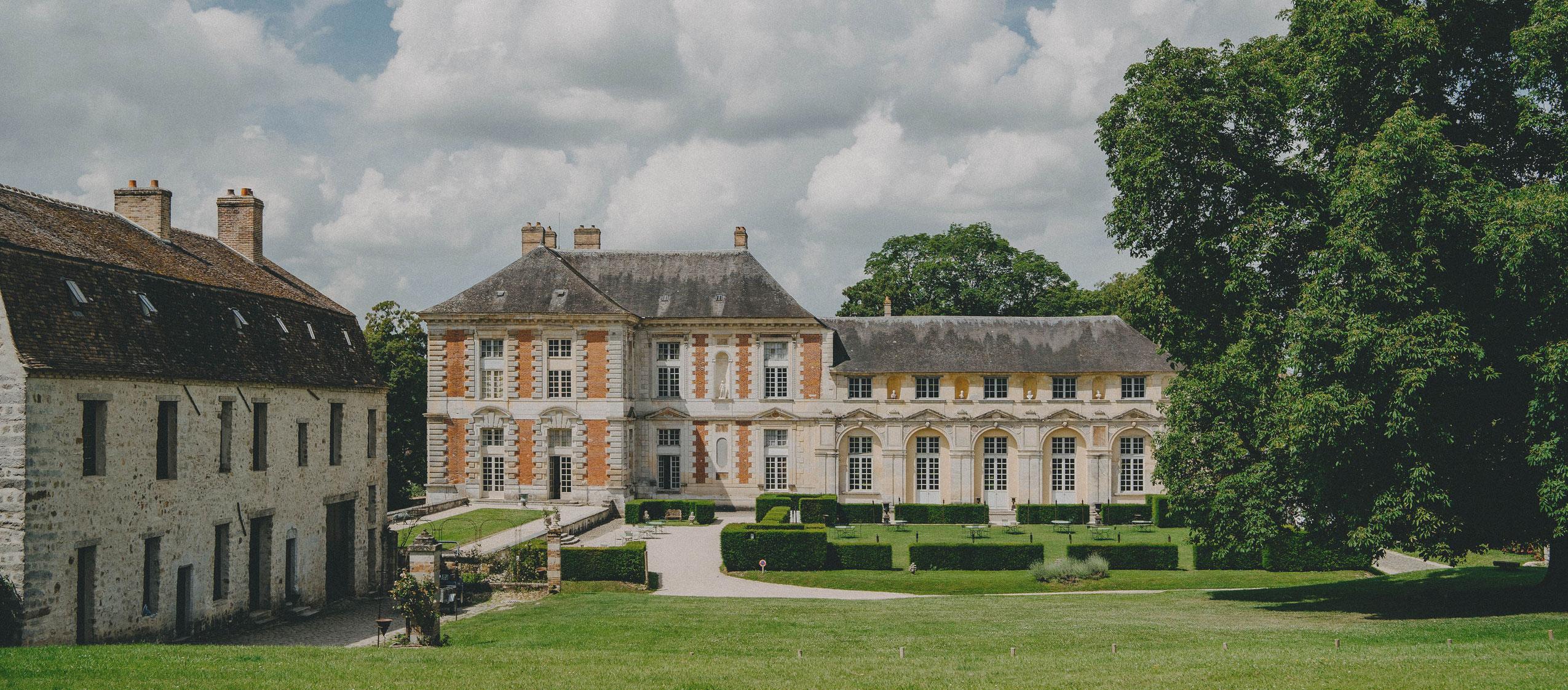 wedding photographer chateau de vallery