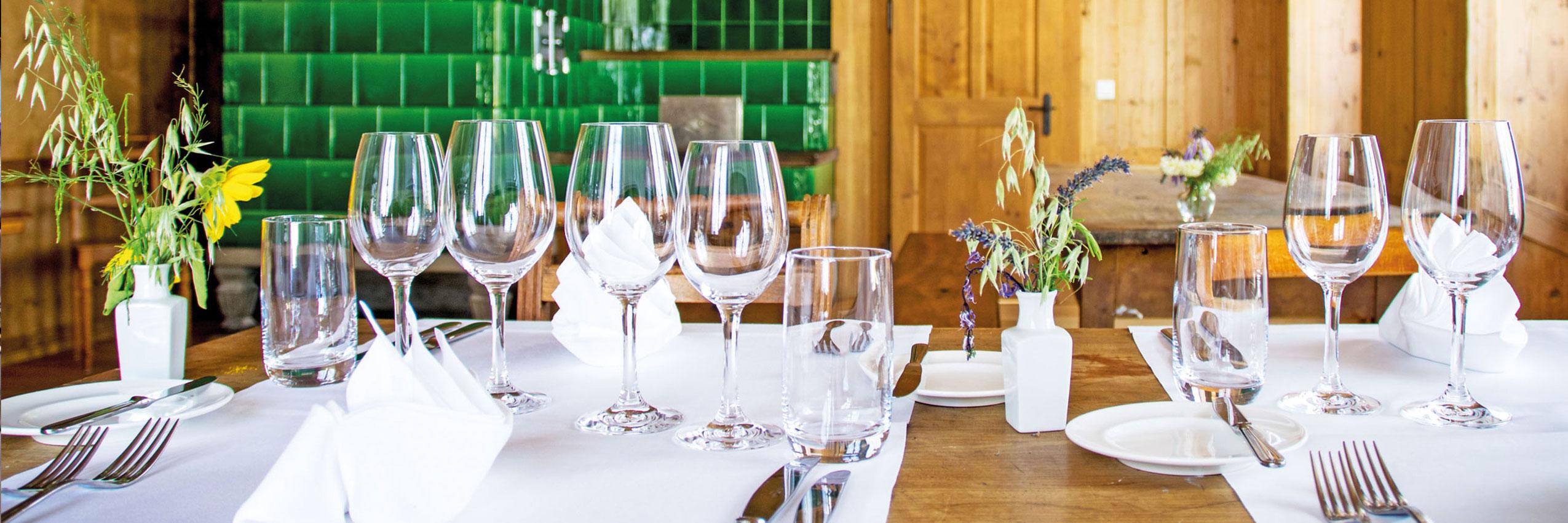 Raeumlichkeit, Stuebli mit Charme, Hochzeit, Geburtstag, Firmenfest