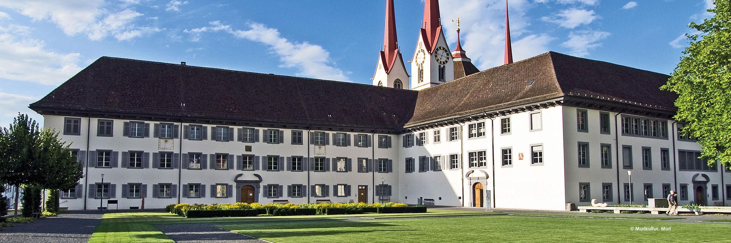 Ausflugsziel Kloster Muri