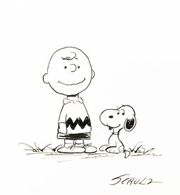©Charles M Schulz ©2018 by Blueandyellow,LLC Licensed by Cosmo Merchandising