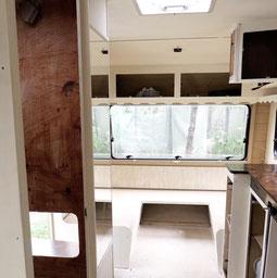 Wohnwagenrenovierung - Teil 1 - ChicaRia