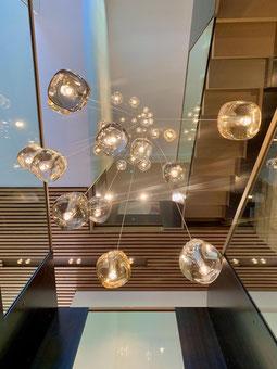 Kundenfoto - CUBIE-Cluster 36 von VISO lighting - Kundenanfertigung
