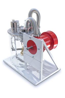 SuTor: Supraleitender Motor mit geschlossener Kühleinrichtung