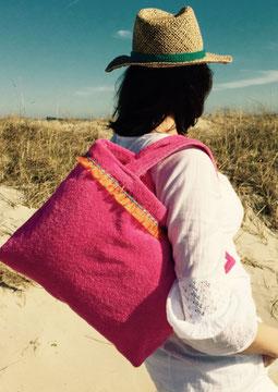 BYRH Bohemian Edition - Pool Bag Pink
