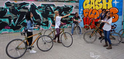 Barcelona Street Art Tour by Bamboo Bike Tours
