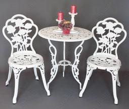 Stühle und Tische mieten