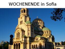 Wochenende in Sofia