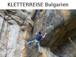 Klettern in Bulgarien
