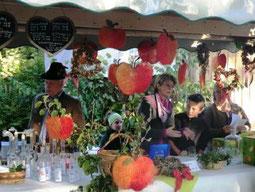 Apfelfest in Gotzing