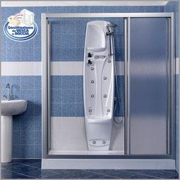 Trasforma la vasca in doccia con idromassaggio bologna