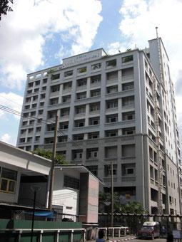 タイの名門チュラロンコーン大学