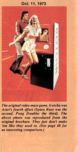 Gotcha  arcade