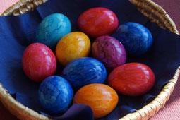 """""""Nicht alle Eier in einen Korb"""""""