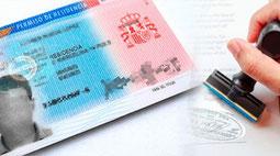 Información sobre Permisos de Residencia en España