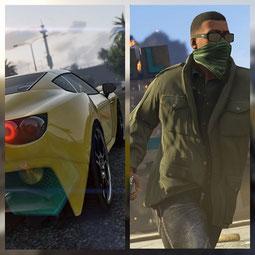 Ähnliche Spiele wie GTA