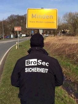 BroSec für Sicherheit in Minden