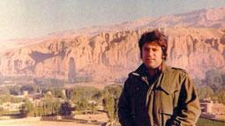 生誕70年になるアフマド・ザーヘル