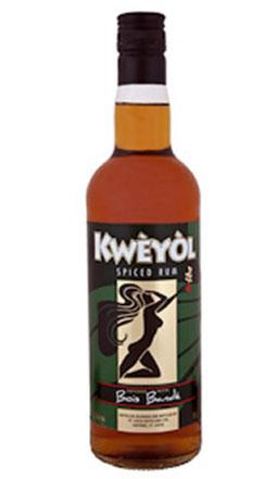 Kweyol Spiced Rum aus St.Lucia