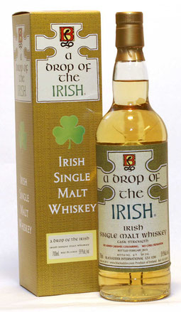 A Drop of the Irish - Single Malt Cask Strength