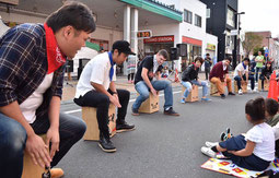 Aomori Hiba Cajon Band