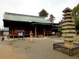 圓光寺本堂
