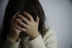 産後の女性の疲労・ストレス