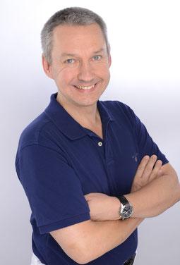 Dr. Harald Pohl, Inhaber der Zahnarztpraxis in München-Moosach