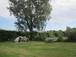 Aufm Campingplatz