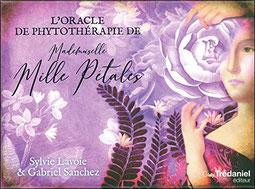 L'Oracle de phytothérapie de Mademoiselle Mille Pétales, Pierres de Lumière, Tarots, Oracles, Esotérique, lithothérapie, bien-être