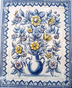 """Vase Algarve"" Art.-Nr.: PN-103,     Größe: 70x56cm"