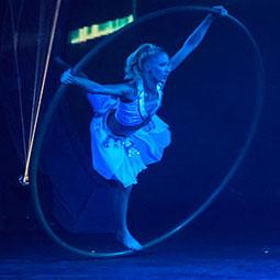 Satya Hoop Hula Hoops CYR Wheel