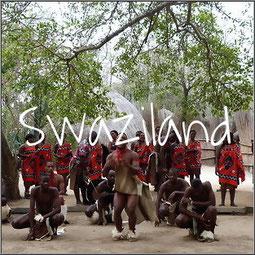 Het koninkrijk Swaziland is een apart geval. De oma heeft het er voor het zeggen en ze leven er (deels) nog volgens de oude levenswijze.