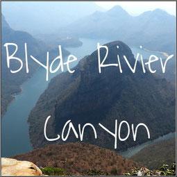 """Een van de grootste Canyons van de wereld. De Blyde rivier loopt langs de """"3 rondavels"""". De nabij gelegen Burck's Luck potholes zijn ook erg mooi."""