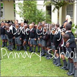 Een school bezocht, waar ze veel doen voor de ontwikkeling van kinderen uit Townships. Hier krijgen ze een toekomst. Indrukwekkend.