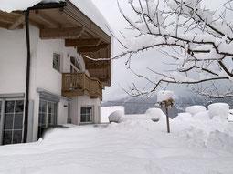 Ferienwohnung Finkenberg Zillertal - Apart Ahorn