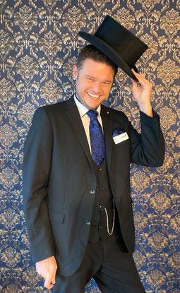 Portrait von Sven Kaiser