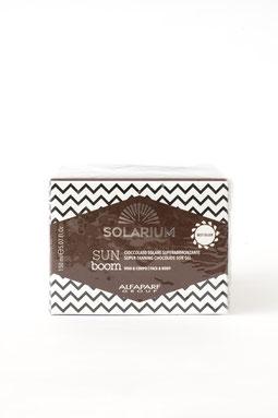 Sun Boom: Ciocolato solare super abbronzante. --30€--