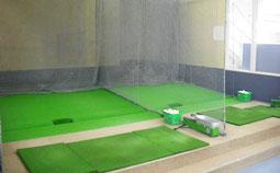 練習場レッスン 保谷グリーンゴルフセンター