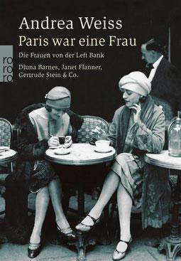 Reiseführer Paris war eine Frau