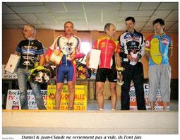 2ème J-Claude Ducos & 3ème Daniel Echeverria à St Elix (31) -2013