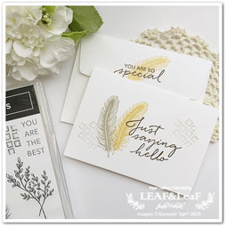 手作り 簡単 メッセージカード