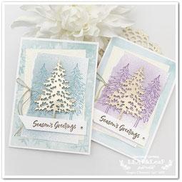 大人 クリスマスカード