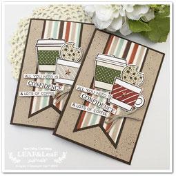 手作り メッセージカード